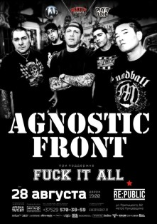 agnosticfront2014